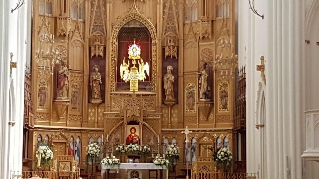 cultuur, kerk, benissa