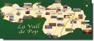 mapa vall de pop